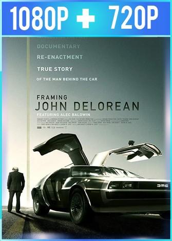 Framing John DeLorean (2019) HD 1080p y 720p Latino Dual