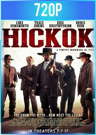Hickok el pistolero (2017) HD 720p Latino Dual