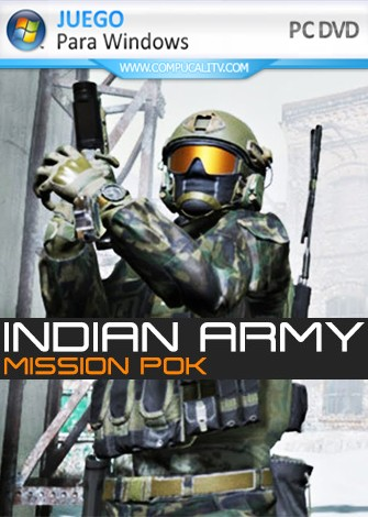 Indian Army - Mission POK (2020) PC Full