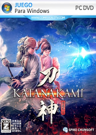 KATANA KAMI A Way of the Samurai Story (2020) PC Full