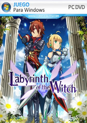 Labyrinth of the Witch (2020) PC Full