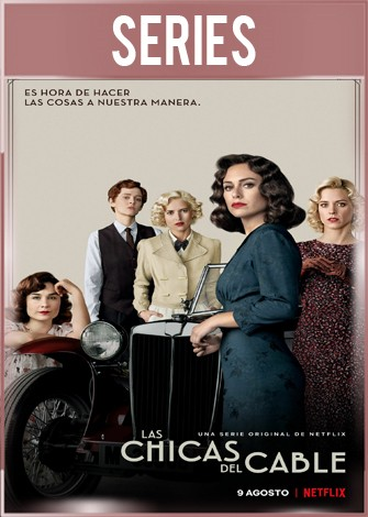 Las Chicas del Cable Temporada 5 Completa HD 720p Castellano