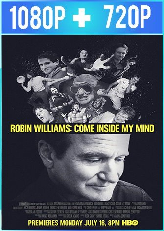 En la mente de Robin Williams (2018) HD 1080p y 720p Latino Dual