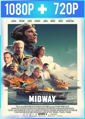Midway Ataque en altamar (2019) HD 1080p y 720p Latino Dual