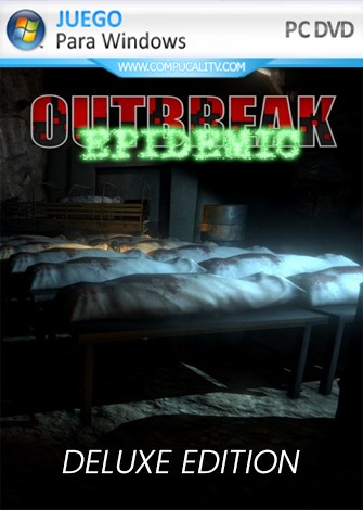 Outbreak Epidemic Deluxe Edition (2020) PC Full