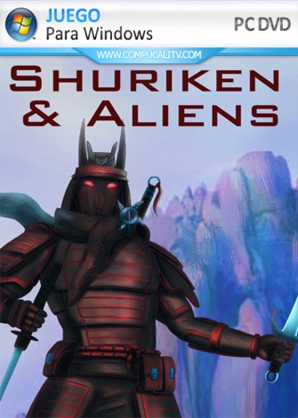 Shuriken and Aliens (2020) PC Full