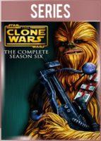 Star Wars La guerra De Los Clones Temporada 6 Completa HD 720p Latino Dual