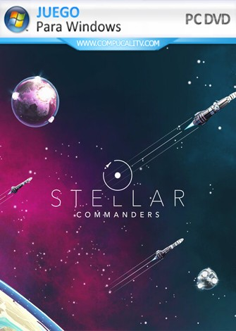 Stellar Commanders (2020) PC Full Español