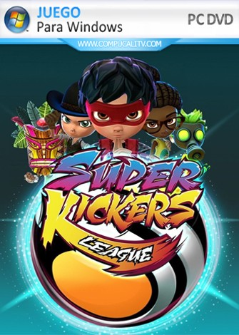 Super Kickers League (2020) PC Full Español