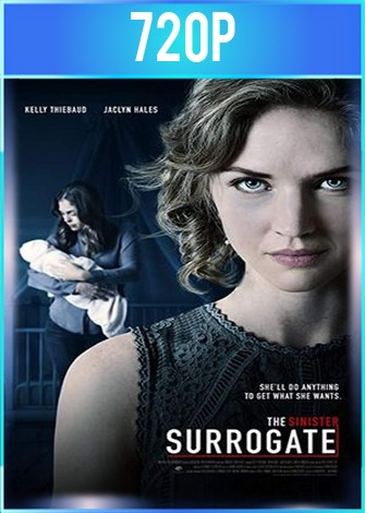 The Sinister Surrogate (2018) HD 720p Latino Dual