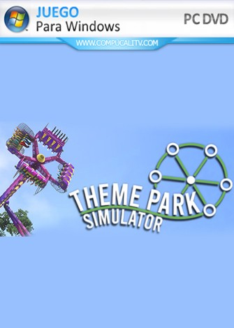Theme Park Simulator (2020) PC Full Español
