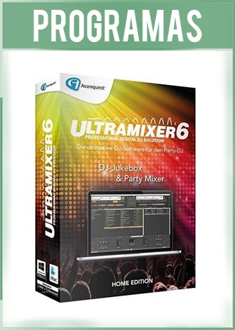 UltraMixer Pro Entertain Versión 6.2.4 Full