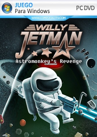 Willy Jetman Astromonkey's Revenge (2020) PC Full Español