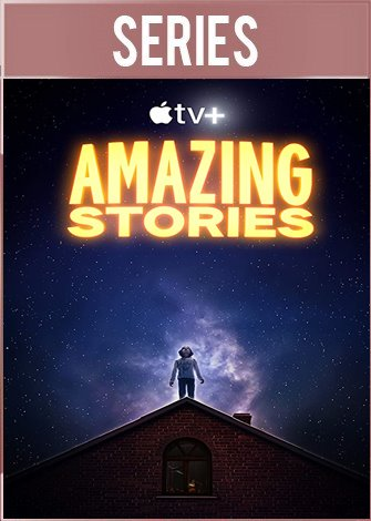 Amazing Stories [Cuentos asombrosos] Temporada 1 HD 720p Latino Dual [01/10]