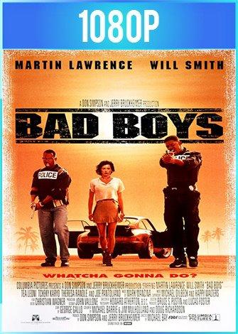 Bad Boys [Dos policías rebeldes] (1995) BRRip 1080p HEVC 10bits Latino Dual