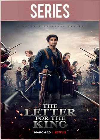 Carta al rey [The Letter for the King] Temporada 1 HD 720p Latino Dual