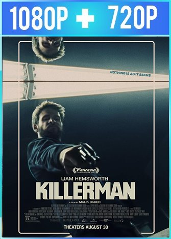 Killerman [El informante] (2019) HD 1080p y 720p Latino Dual