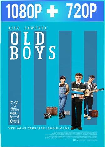 Old Boys [De la vieja escuela] (2018) HD 1080p y 720p Latino Dual