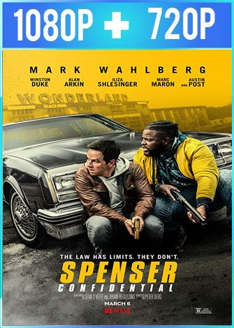 Spenser: Confidencial (2020) HD 1080p y 720p Latino Dual