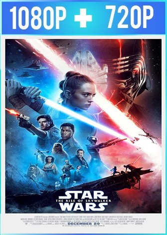 Star Wars: El ascenso de Skywalker (2019) HD 1080p y 720p Latino Dual