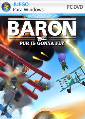 Baron Fur Is Gonna Fly (2020) PC Full