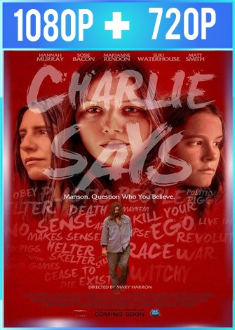Charlie Says (2018) HD 1080p y 720p Latino Dual