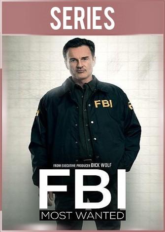 FBI Most Wanted Temporada 1 HD 720p Latino