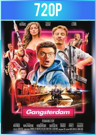 Gangsterdam (2017) HD 720p Latino Dual