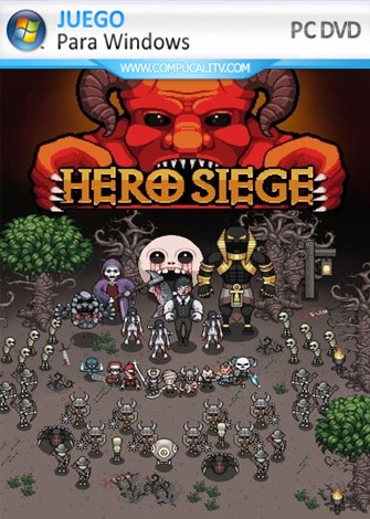 Hero Siege (2020) PC Full