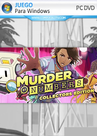Murder by Numbers Collector Edition (2020) PC Full