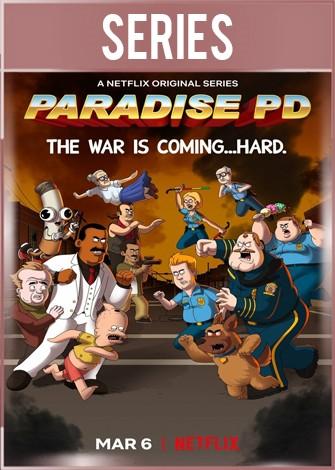 Paradise PD Temporada 2 Completa HD 720p Latino Dual