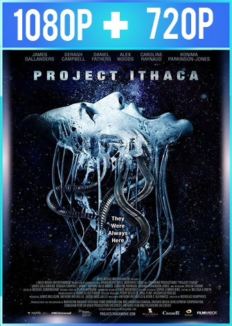 Project Ithaca (2019) HD 1080p y 720p Latino Dual