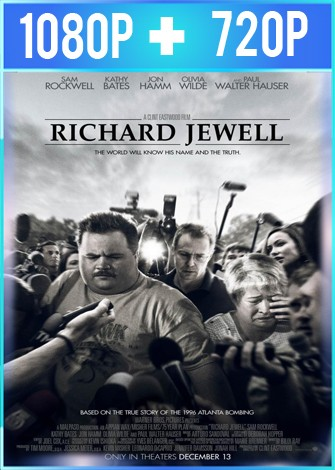 El caso de Richard Jewell (2019) HD 1080p y 720p Latino Dual