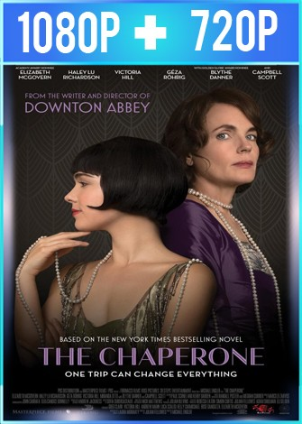 The Chaperone (2018) HD 1080p y 720p Latino Dual