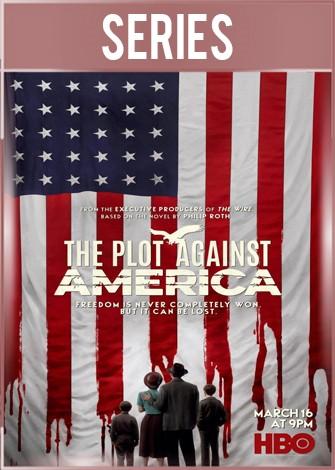 The Plot Against America Temporada 1 HD 720p Latino Dual