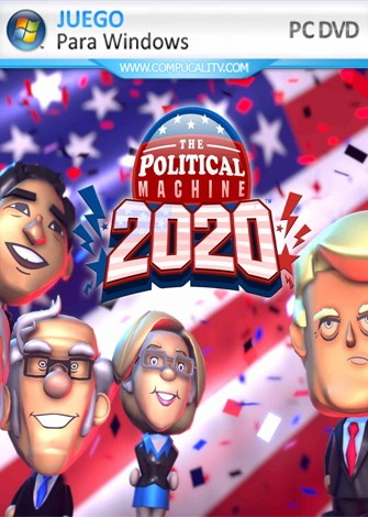 The Political Machine 2020 PC Full