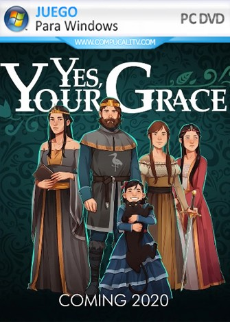 Yes Your Grace (2020) PC Full
