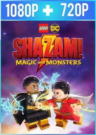 LEGO DC Shazam: Magic and Monsters (2020) HD 1080p y 720p Latino Dual
