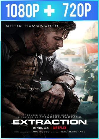 Misión de rescate (2020) HD 1080p y 720p Latino Dual