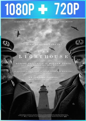 The Lighthouse [El Faro] (2019) HD 1080p y 720p Latino Dual