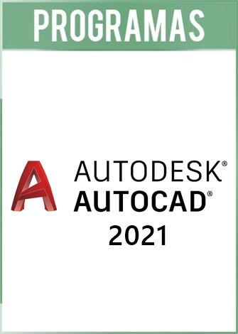 AutoCAD 2021 Full Español e Ingles