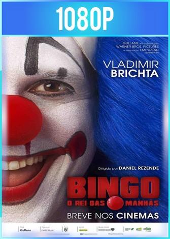 Bingo El Rey De Las Mañanas (2017) HD 1080p Latino Dual