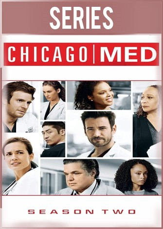 Chicago Med Temporada 2 Completa HD 720p Latino Dual