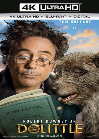 Dolittle (2020) 4K Ultra HD Latino Dual