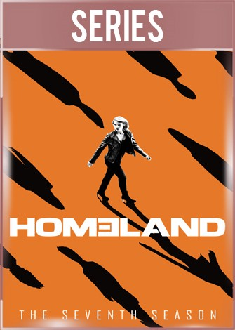 Homeland Temporada 7 Completa HD 720p Latino