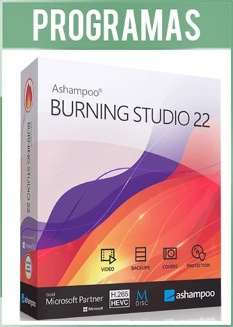 Ashampoo Burning Studio Versión Final Full Español