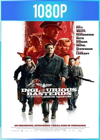 Bastardos sin gloria (2009) HD 1080p Latino Dual