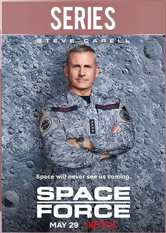 Space Force Temporada 1 (2020) HD 720p Latino Dual