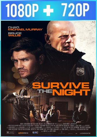 Survive the Night (2020) HD 1080p y 720p Latino Dual