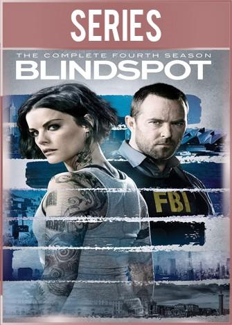 Blindspot Temporada 4 Completa HD 720p Latino Dual